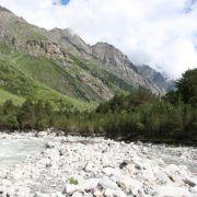 Черек-Балкарский в районе Гуата