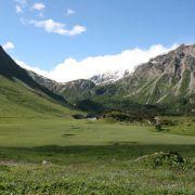 Долина в Уштулу