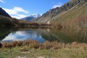 Искусственное озеро в местности Камиш