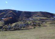 Верхняя часть села