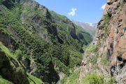 Ущелье Жылгы-Суу