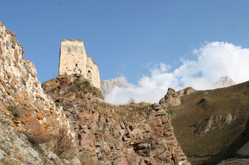 Крепость Жабо-Кала (XII-XIII века)